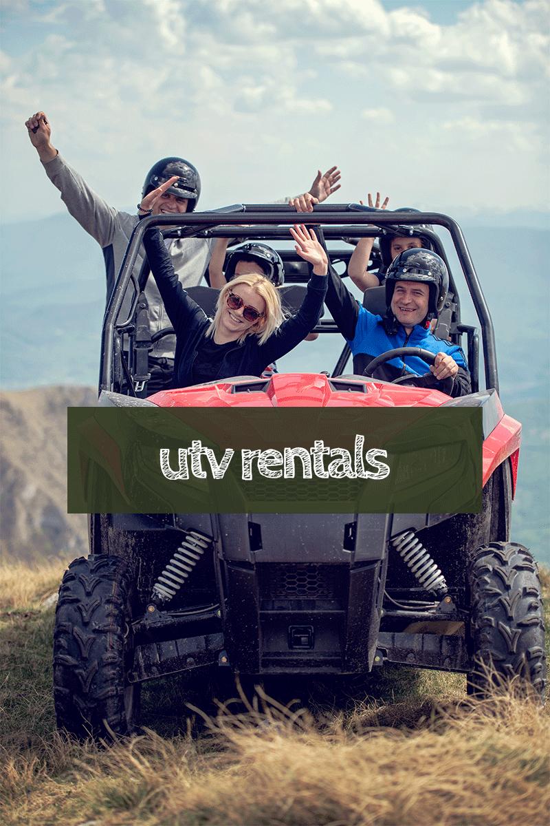 UTV Rentals